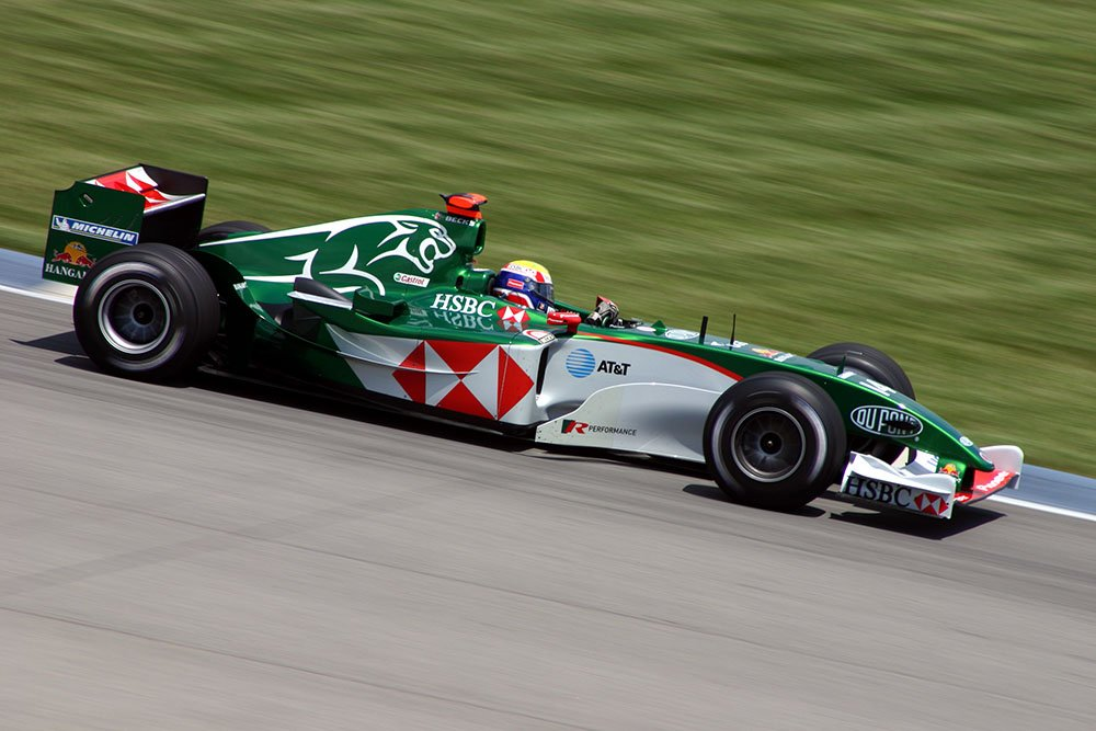 jaguar formula 1