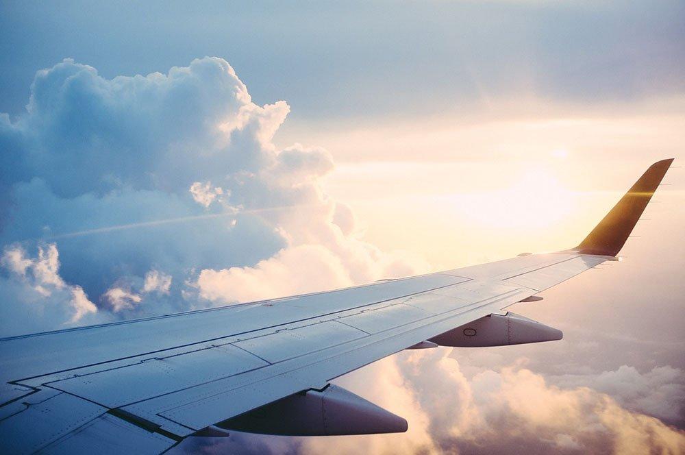 lentokone happinaamari