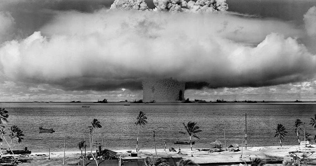 ydinsodan syttyminen 1983