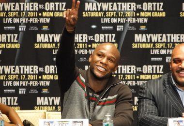 Eniten tienaavat urheilijat vuonna 2017 - Floyd Mayweather jr. oli ykkönen